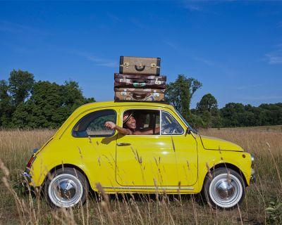 En voiture pour vos voyages