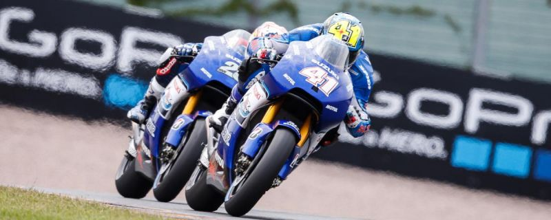 Un nouveau revêtement du Sachsenring pour le prochain GP d'Allemagne